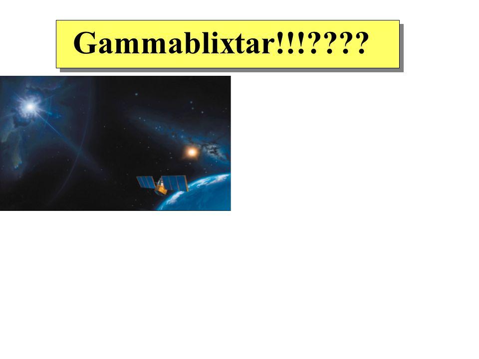 Gammablixtar!!!