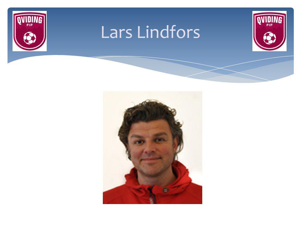 Lars Lindfors