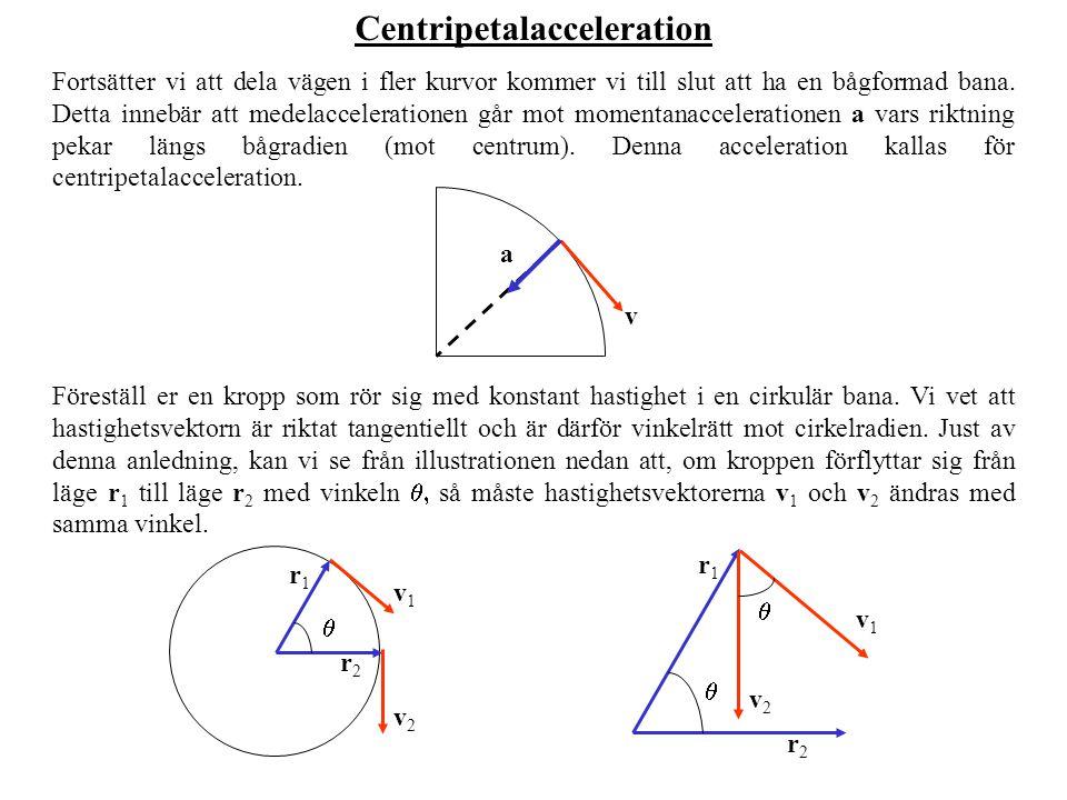 Centripetalacceleration