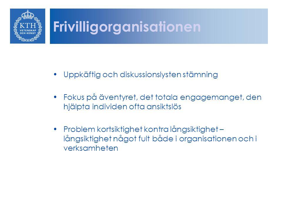Frivilligorganisationen