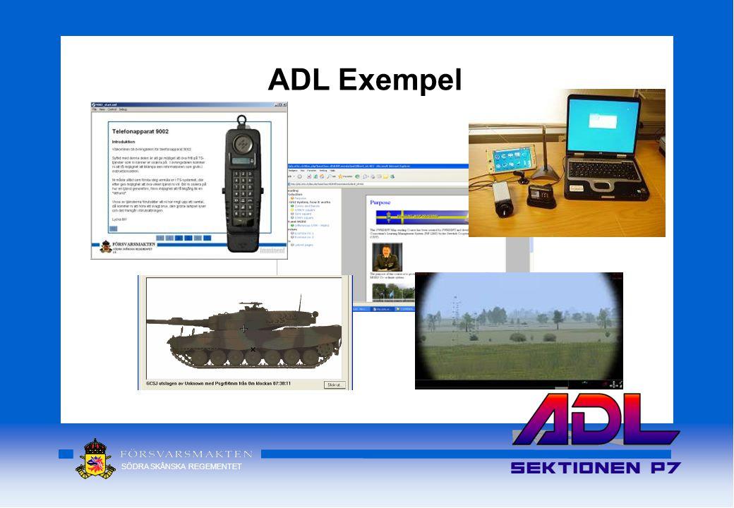 ADL Exempel
