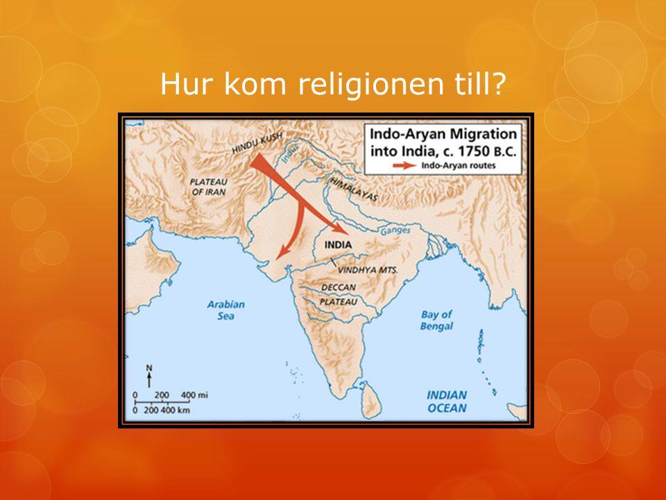 Hur kom religionen till