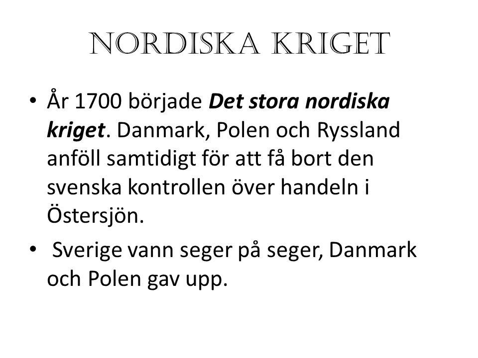 NORDISKA KRIGET