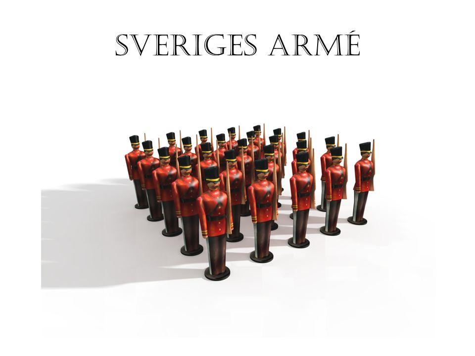 Sveriges armé