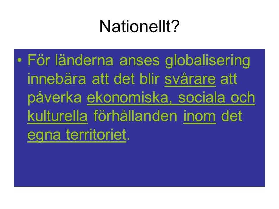 Nationellt