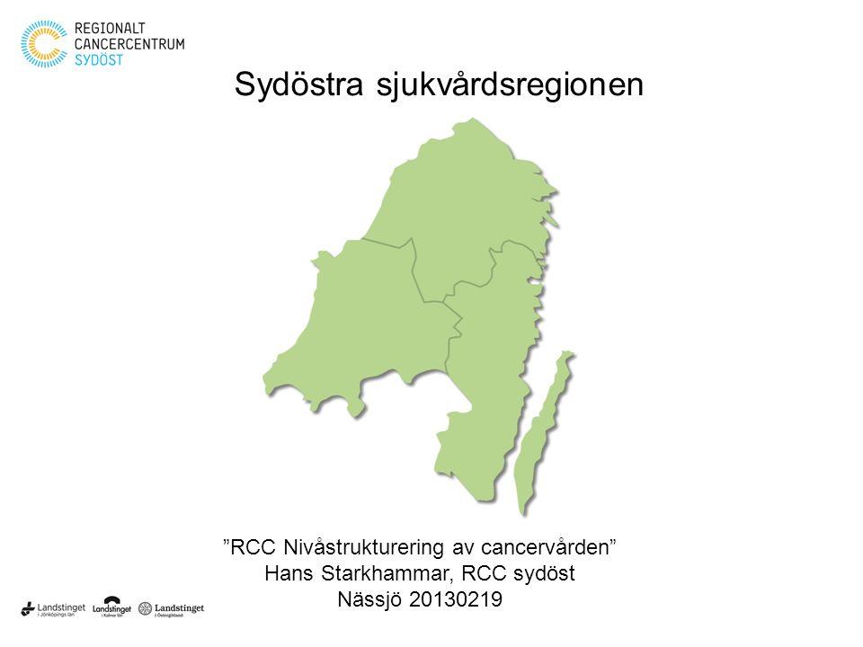 Sydöstra sjukvårdsregionen