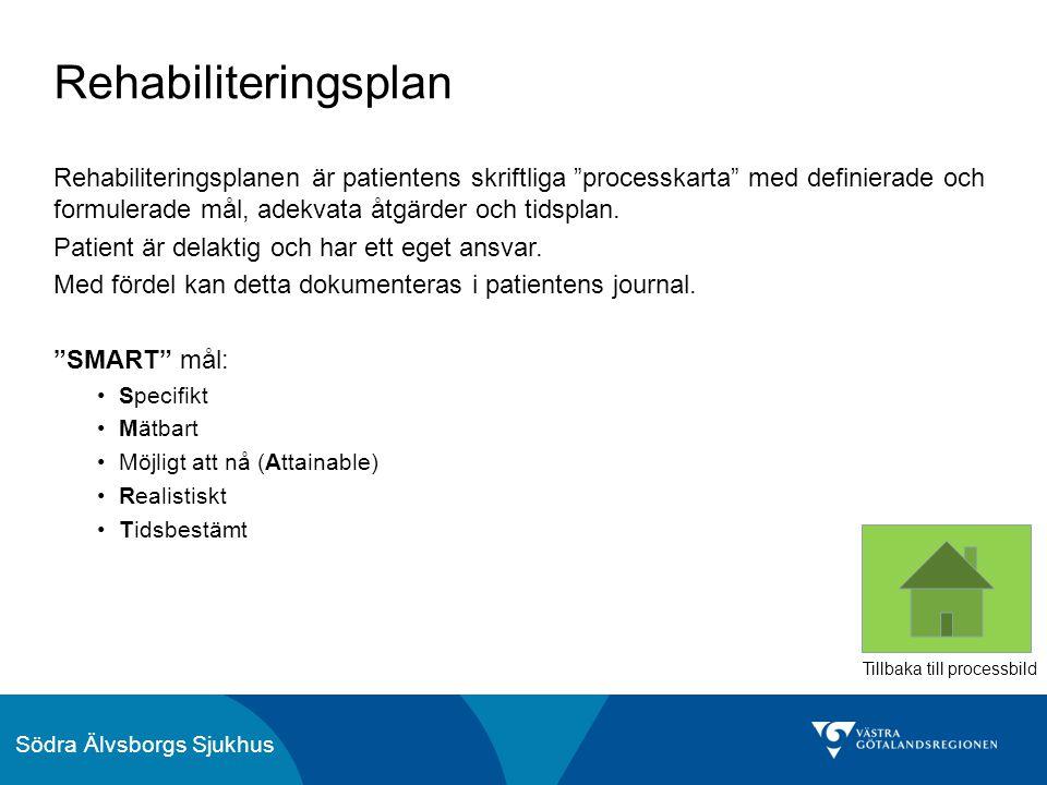Rehabiliteringsplan