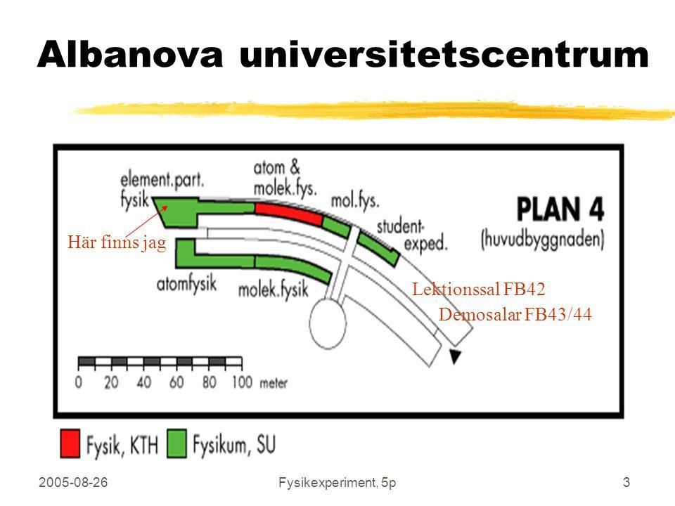 Albanova universitetscentrum