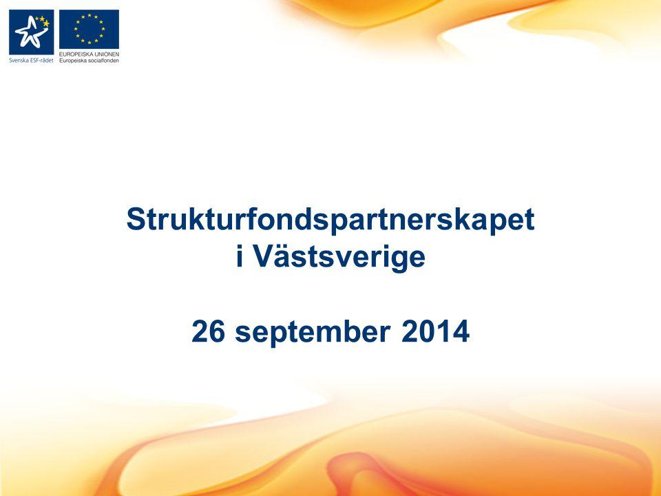 Strukturfondspartnerskapet
