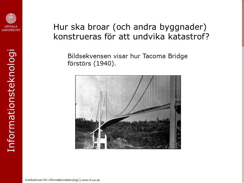 Hur ska broar (och andra byggnader)