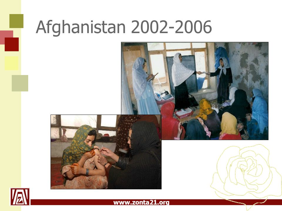 Afghanistan 2002-2006