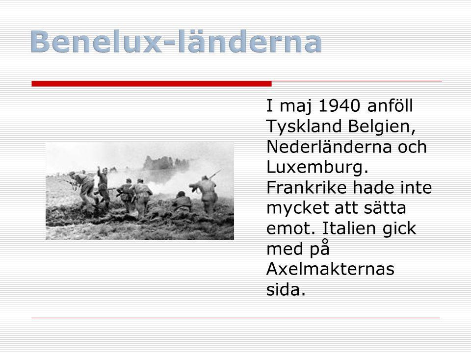 Benelux-länderna