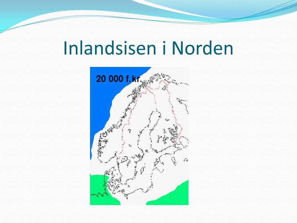 Inlandsisen i Norden