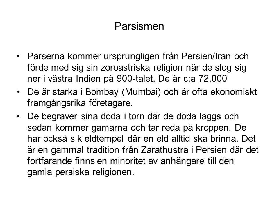 Parsismen