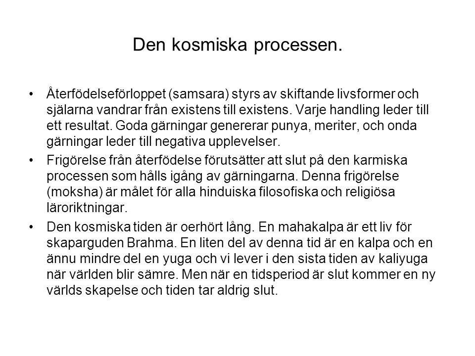 Den kosmiska processen.
