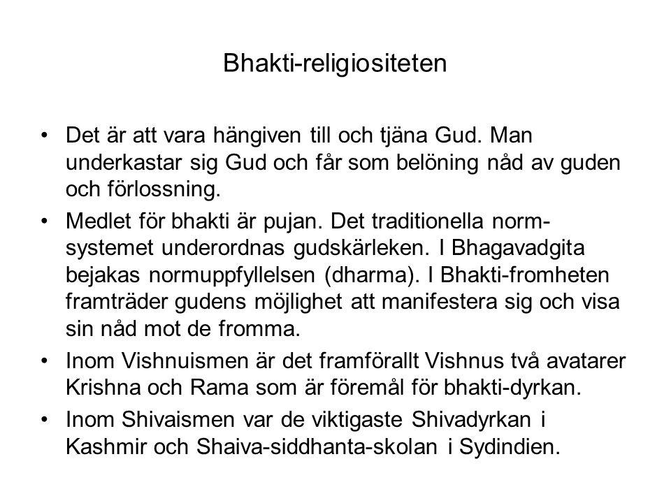 Bhakti-religiositeten