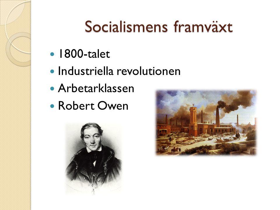 Socialismens framväxt