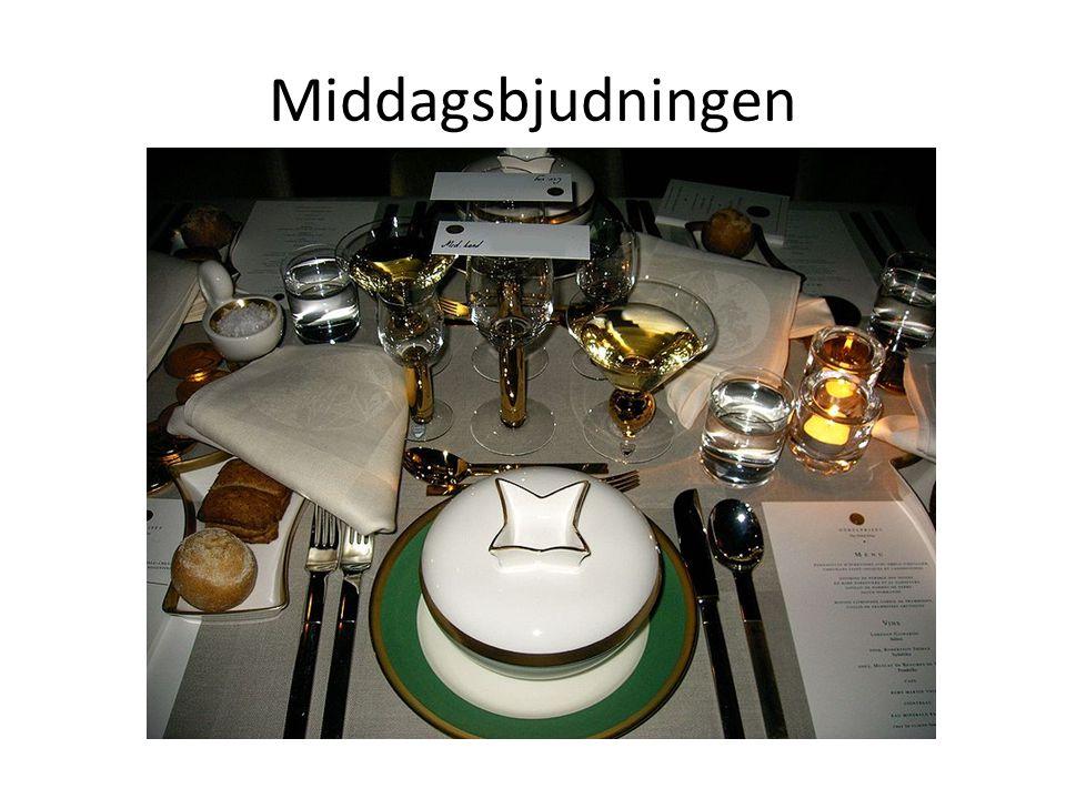 Middagsbjudningen