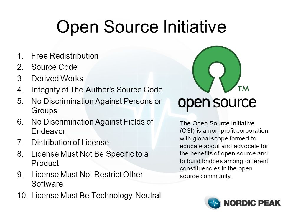 Open Source Initiative