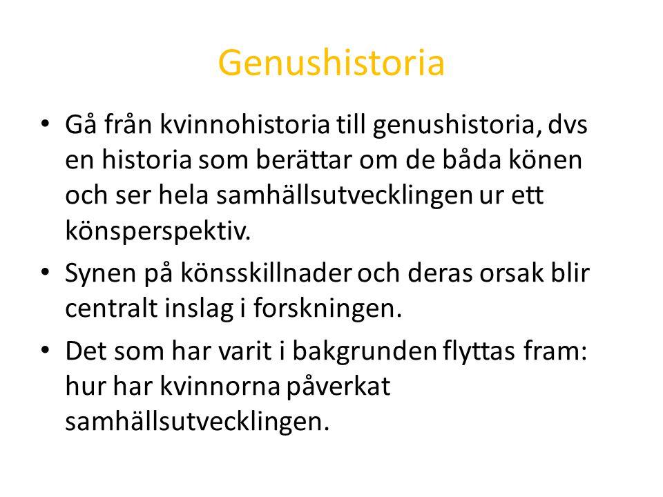Genushistoria