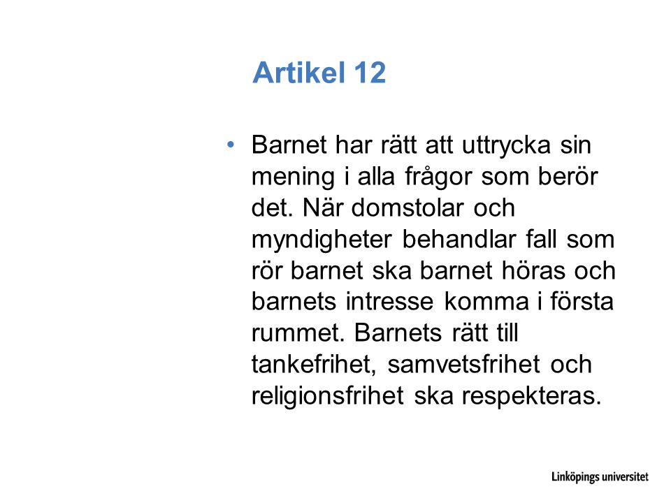 Artikel 12