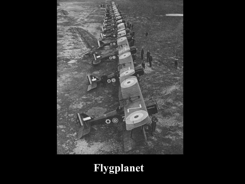 Flygplanet