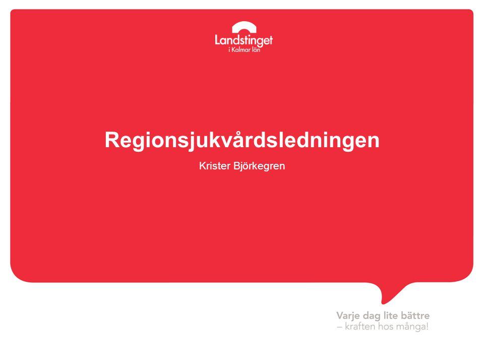 Regionsjukvårdsledningen