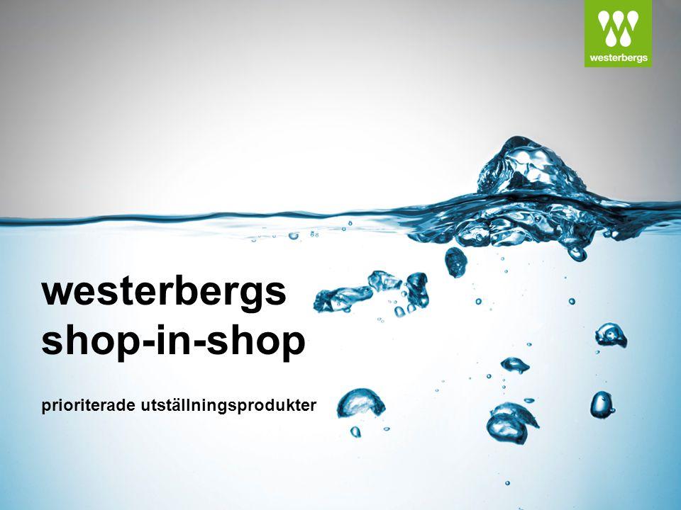 westerbergs shop-in-shop
