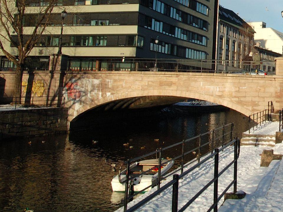 Bro i oslo – Vaterlands bro