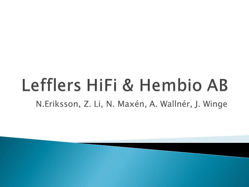 Lefflers HiFi & Hembio AB