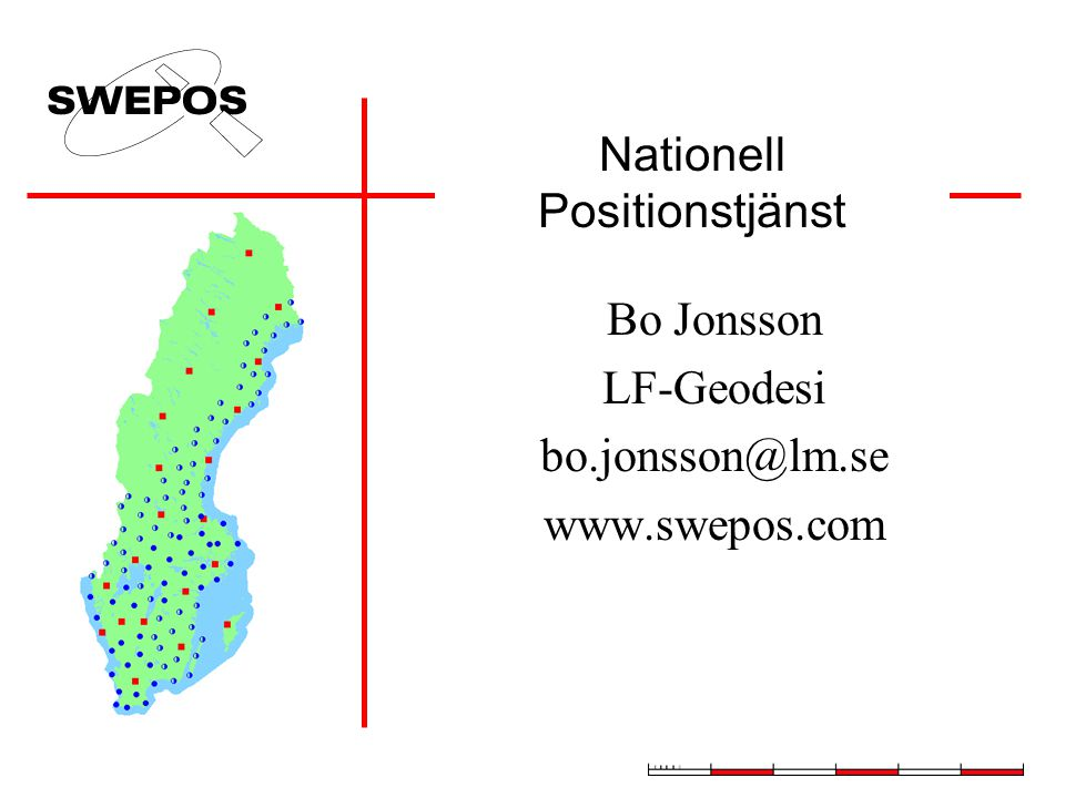Nationell Positionstjänst