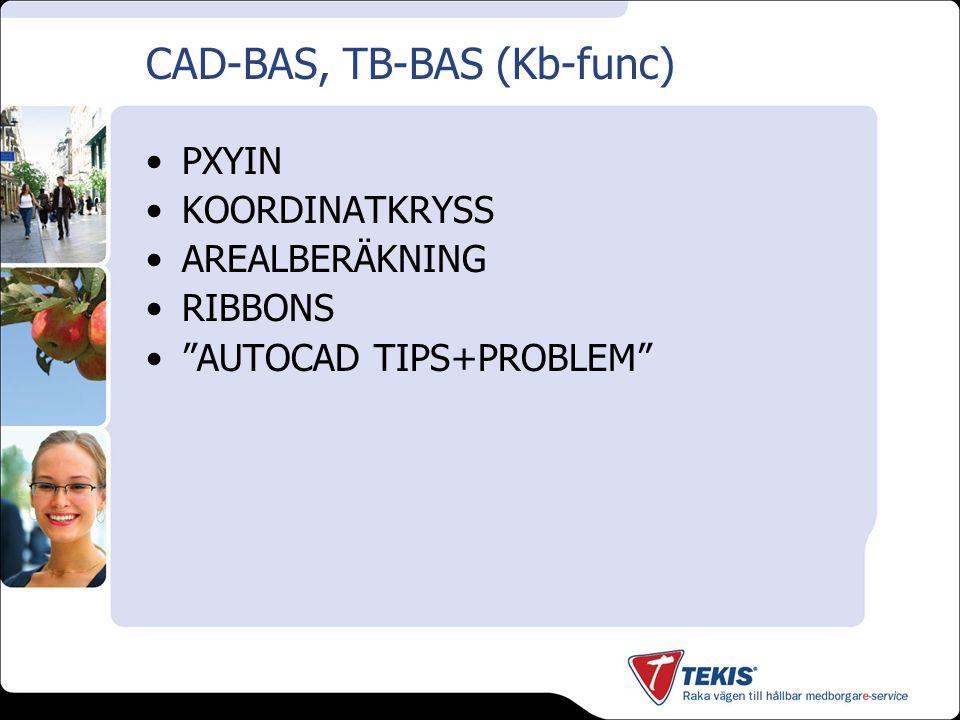 CAD-BAS, TB-BAS (Kb-func)