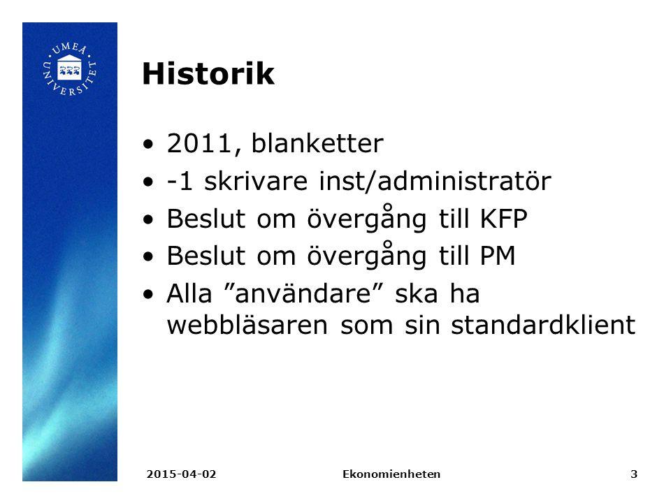 Historik 2011, blanketter -1 skrivare inst/administratör