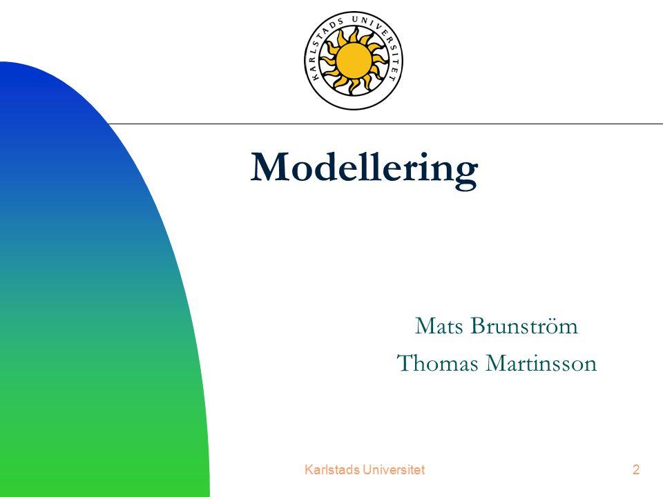 Mats Brunström Thomas Martinsson