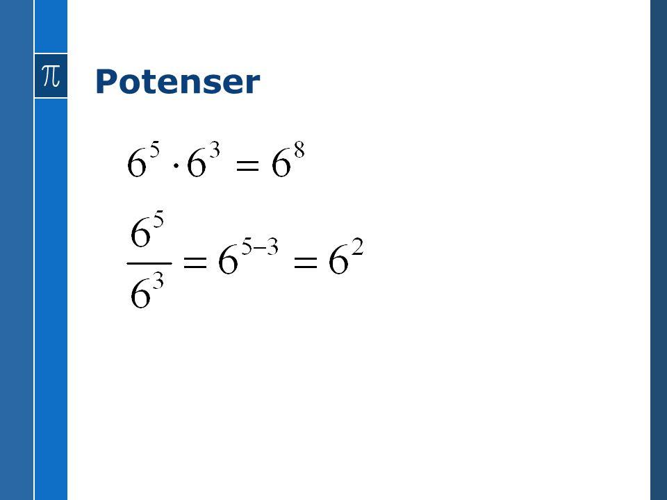 Potenser