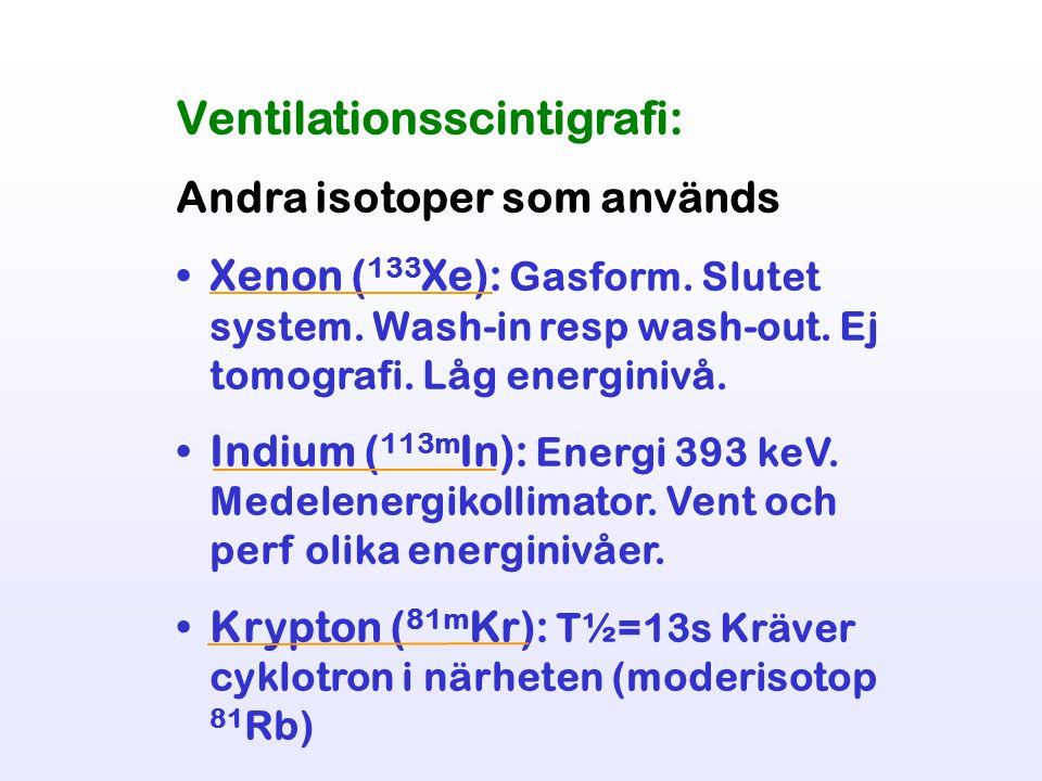 Ventilationsscintigrafi: