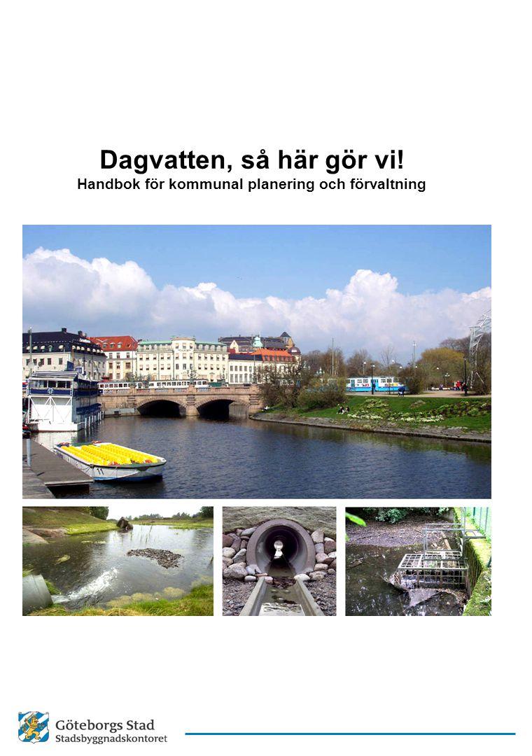 Handbok för kommunal planering och förvaltning