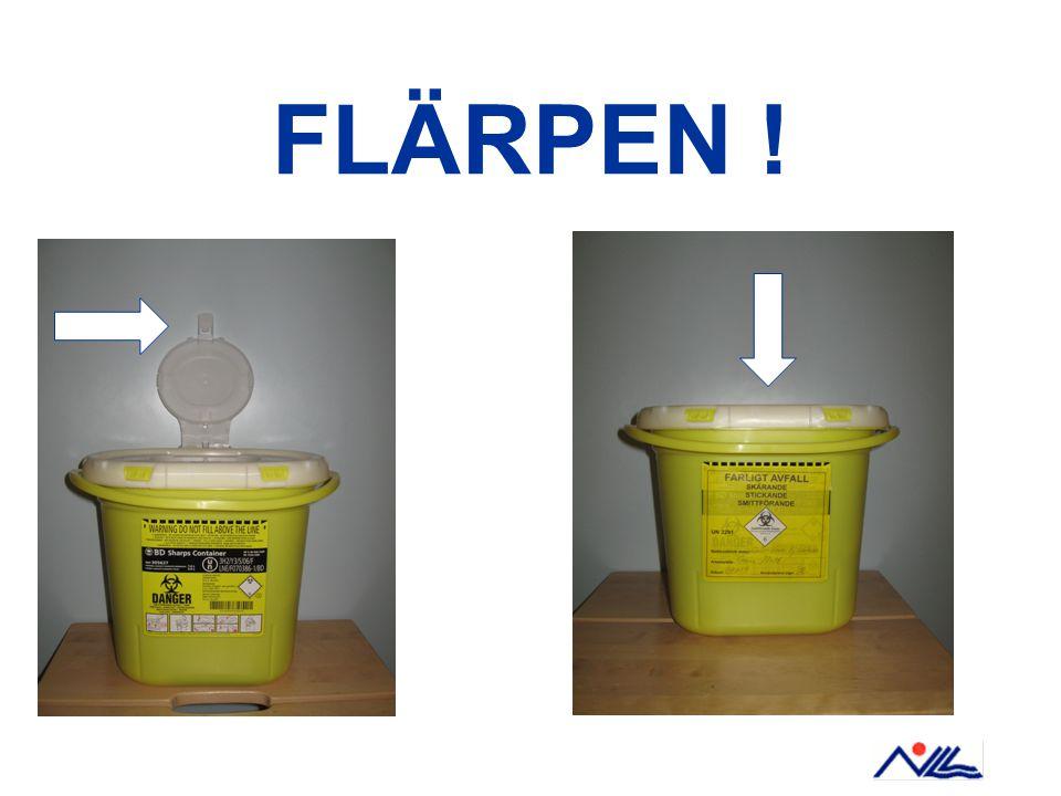 FLÄRPEN !