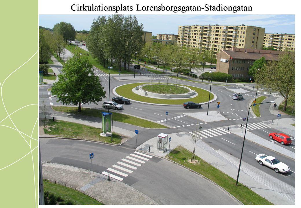 Cirkulationsplats Lorensborgsgatan-Stadiongatan
