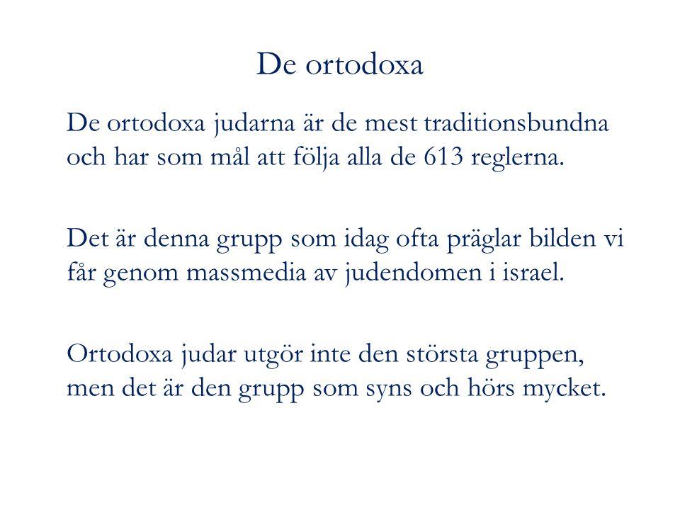 De ortodoxa