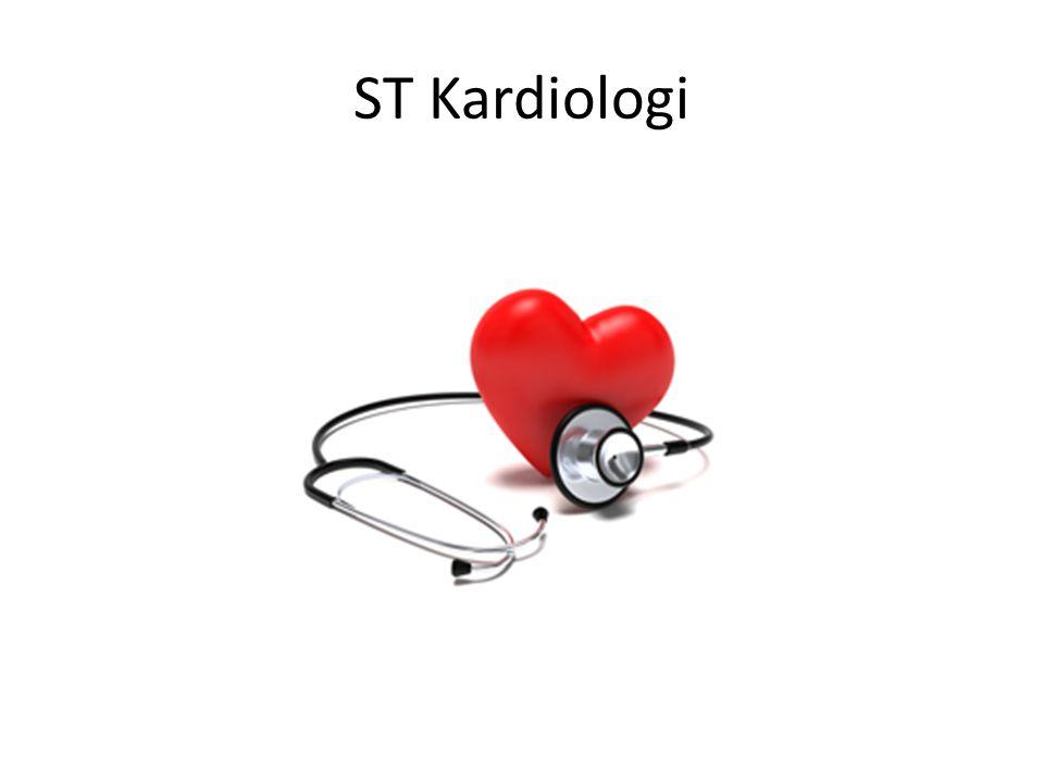 ST Kardiologi
