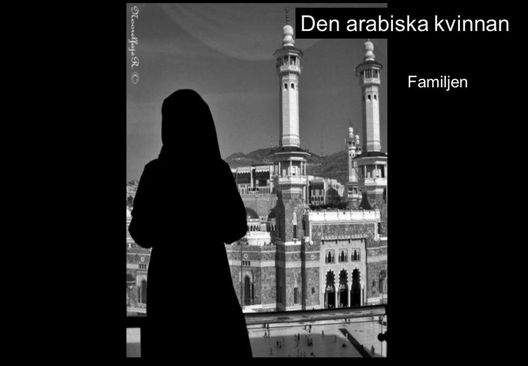 Den arabiska kvinnan Familjen 82