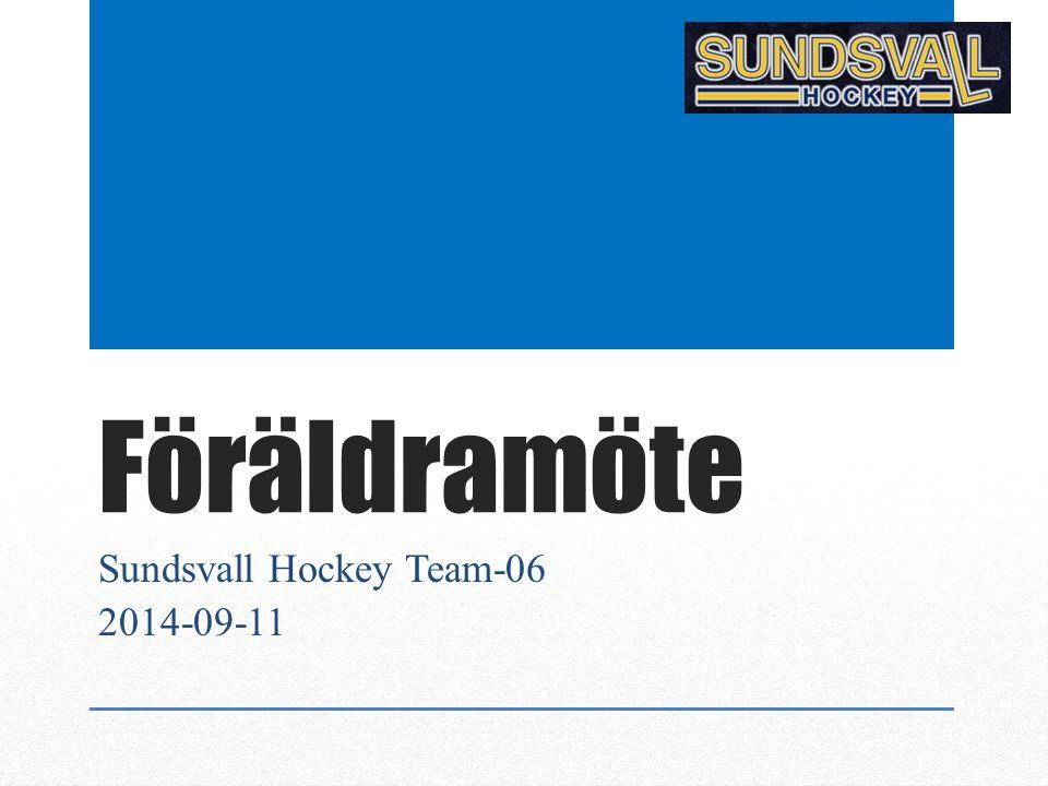 Sundsvall Hockey Team-06 2014-09-11