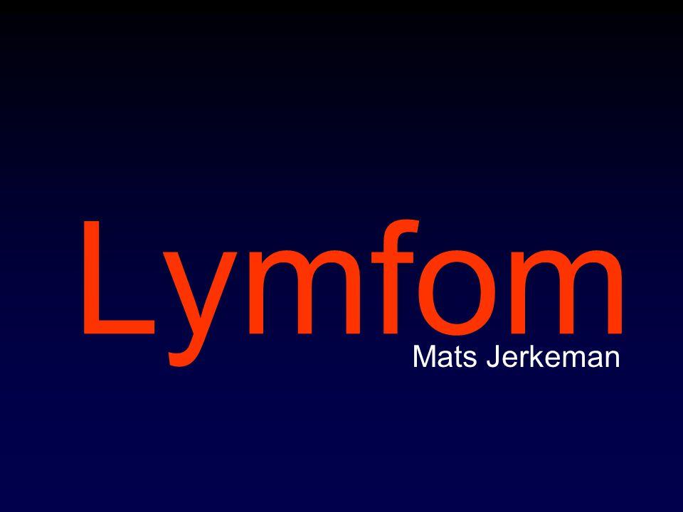Lymfom Mats Jerkeman