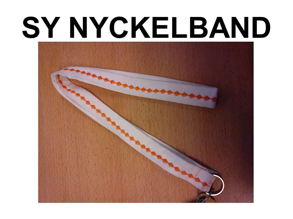SY NYCKELBAND