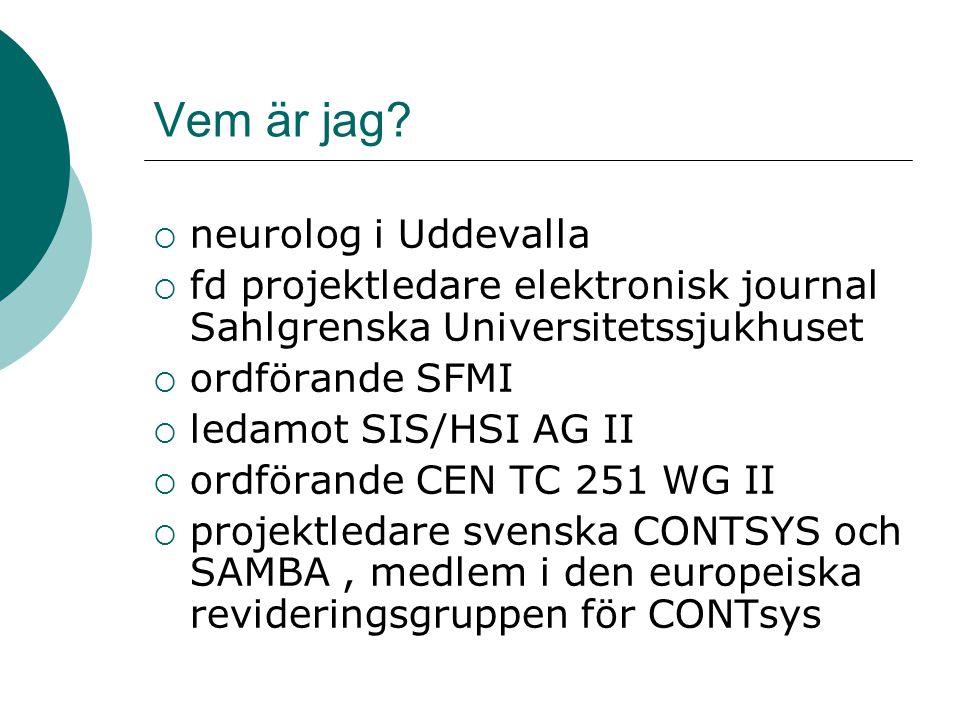 Vem är jag neurolog i Uddevalla