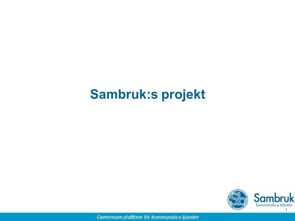 Sambruk:s projekt