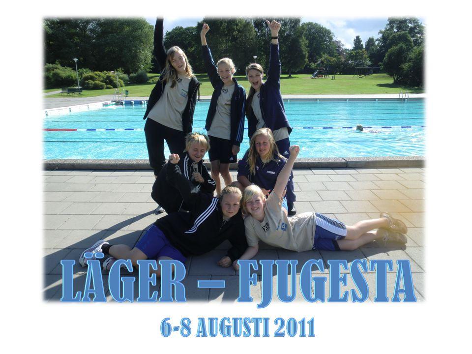 LÄGER – Fjugesta 6-8 Augusti 2011