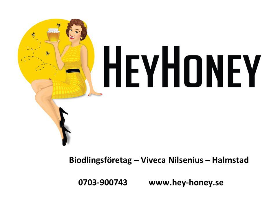 Biodlingsföretag – Viveca Nilsenius – Halmstad