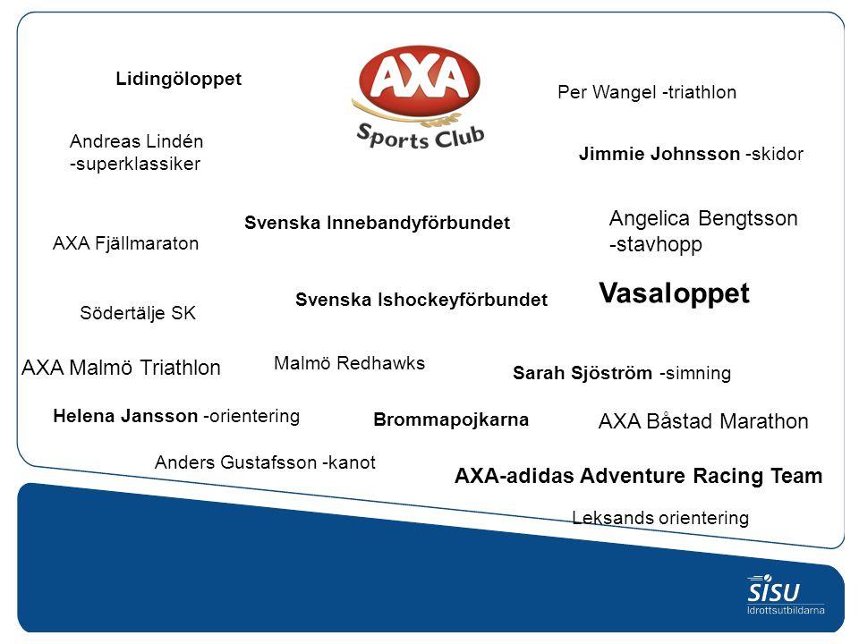 Vasaloppet Angelica Bengtsson -stavhopp AXA Malmö Triathlon